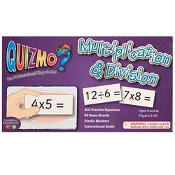 Quizmo Multiplication & Division By Learning Advantage
