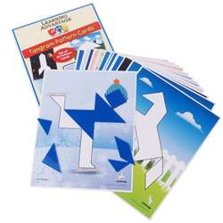 Tangrams And Pattern Cards, CTU8844