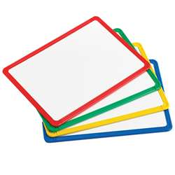 Framed Metal Whiteboards Set Of 4 Plastic, CTU90564