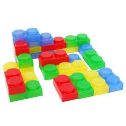 Silishapes Soft Bricks Set Of 24, CTU9214