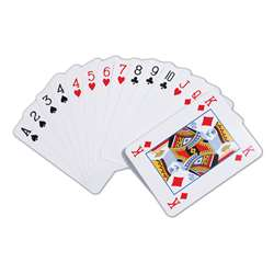Giant Playing Cards, CTU9600