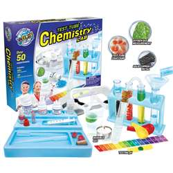 Test Tube Chemistry Set, CTUWS90XL