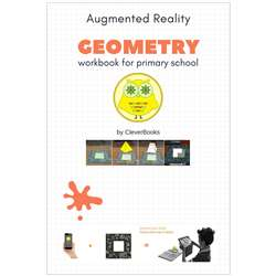 Geometry Workbook With Augmented Reality, CVB9781999894603