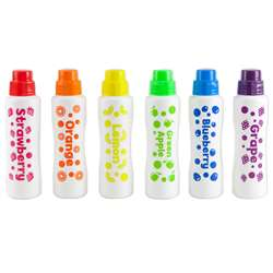 Do-A-Dot Markers 6Ct Fruit Scented, DAD202