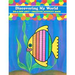 Discovering My World Act Book By Do-A-Dot Art