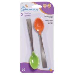 Soft Tipped Spoons 2 Pk, DB-L515