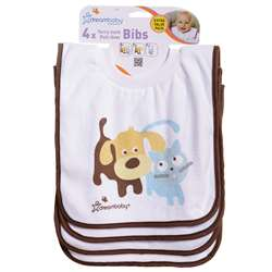 Terry Cloth Pull Over Bibs, DB-L539