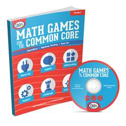Math Games For The Common Core Gr 2, DD-211080