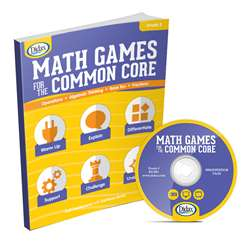 Math Games For The Common Core Gr 3, DD-211081