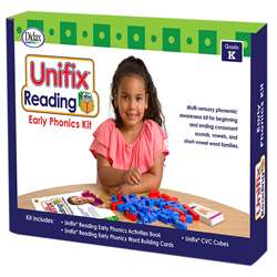 Unifix Reading Early Phonics Kit, DD-211277