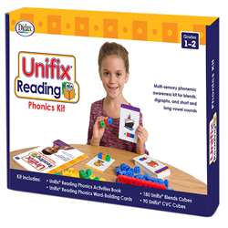 Unifix Reading Phonics Kit, DD-211278