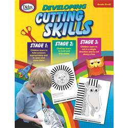 Developing Cutting Skills Early Years By Didax