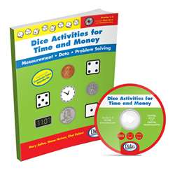 Dice Activities For Time & Money, DD-211392