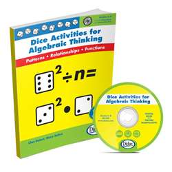 Dice Activities For Algebraic Thinking By Didax