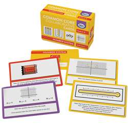 Shop Collaborative Number System Common Core Cards - Dd-211397 By Didax
