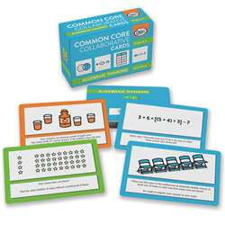 Algebra Common Core Collaborative Cards By Didax