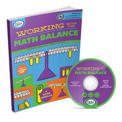 Working With The Math Balance Book & Cd By Didax