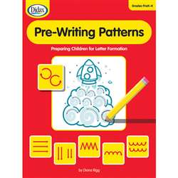 Pre Writing Patterns, DD-211524