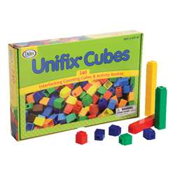 Unifix Cubes (240) By Didax