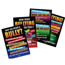 Bullying Poster Set By Didax