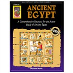 Book Ancient Egypt Gr 4 - 7 By Didax