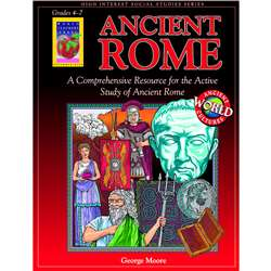 Book Ancient Rome Gr 4 - 7 By Didax