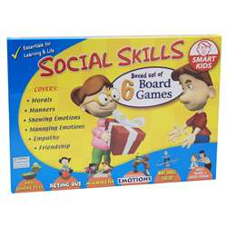Social Skills Board Games By Didax