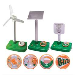 Renewable Energy Kit By Didax