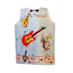 Musician Costume By Dexter Educational Toys