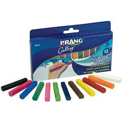 Pastello Chalk Pastel 12 Colors By Dixon Ticonderoga