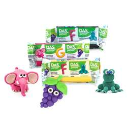 Das Jr 10 Pack Assorted Colors, DIX349200