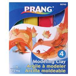 Prand Modeling Clay Assorted By Dixon Ticonderoga