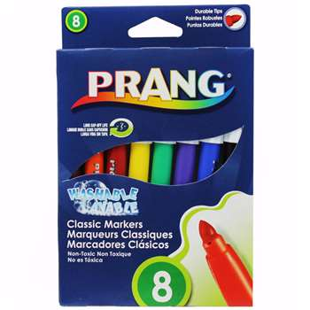 Prang Washable Markers Conical Point By Dixon Ticonderoga