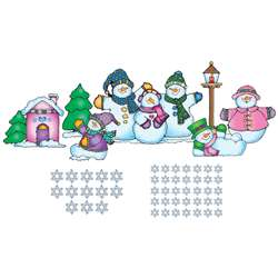 Bb Set Snow Pals By Carson Dellosa