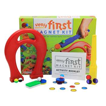 First Magnet Kit Fun For Curious Early Learners By Dowling Magnets