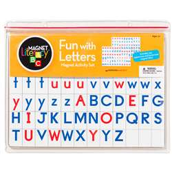 Wonderboard Fun-With-Letters By Dowling Magnets