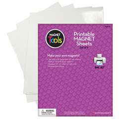 Printable Magnet Sheets St Of 4, DO-735004
