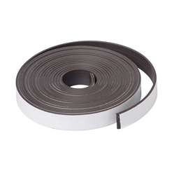 Magnet Hold Its 1 X 10 Roll W/ Adhesive By Dowling Magnets