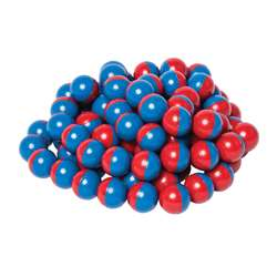 North/South Magnet Marbles 100 Set, DO-736715