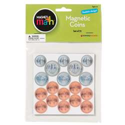 Magnet Coins By Dowling Magnets