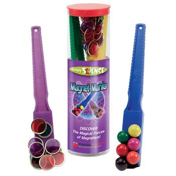 Simply Science Magnet Mania Kit By Dowling Magnets