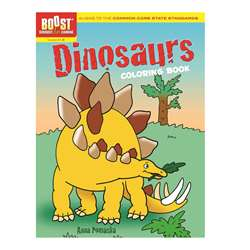 Shop Boost Dinosaurs Coloring Book Gr 1-2 - Dp-494152 By Dover Publications
