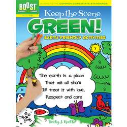 Shop Boost Keep The Scene Green Coloring Book Gr 1-2 - Dp-494179 By Dover Publications