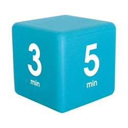 Blue 7 Minute Preset Timer Cube, DTX35