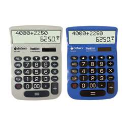 2 Line Large Desktop Calculator Trackback, DTXDD2362