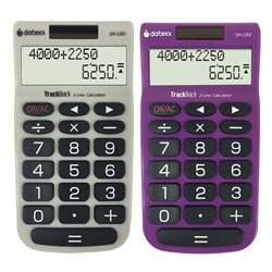 2Line Trackback Handheld Calculator, DTXDH2202