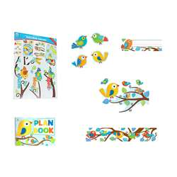 Boho Birds Set, EDR2015BOHO