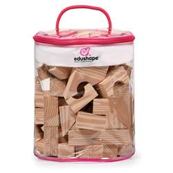 Soft Woodlike Blocks 30 Blocks/Bag, EDS716070