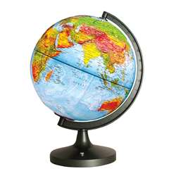 Shop Dual Cartography Led Illuminated Globe By Elenco Electronics