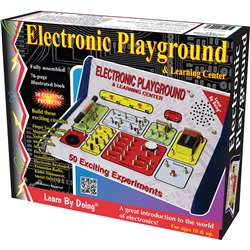 50-In-1 Electronic Playground, EE-EP50